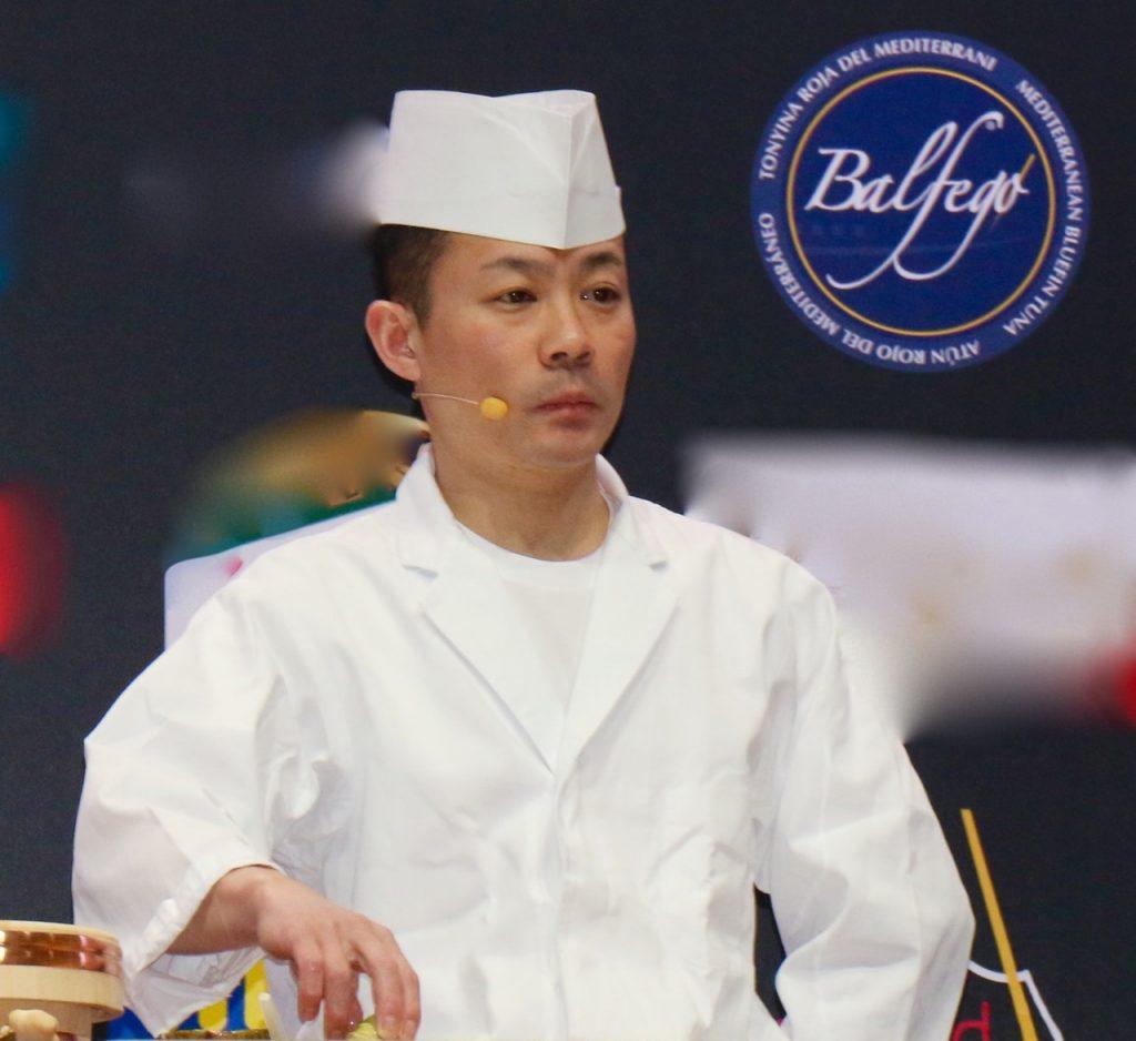 balfego escenario ponencia takayuki 3 - 1