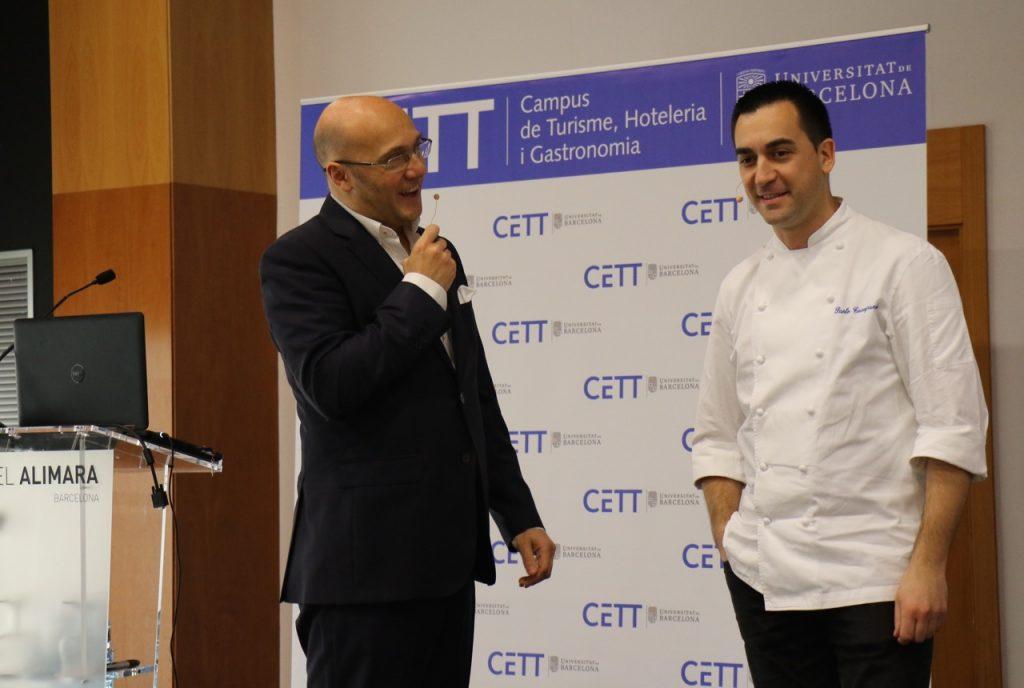 ESTEBAN CAPDEVILA Y PAOLO CASAGRANDE - 1