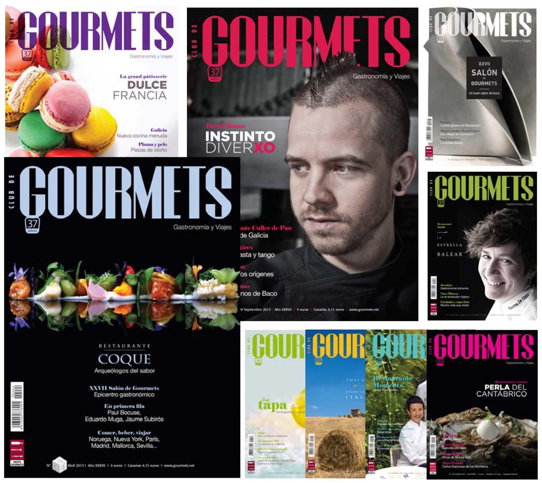 Revista Gourmet Artículo Tuna Teca Atún Rojo