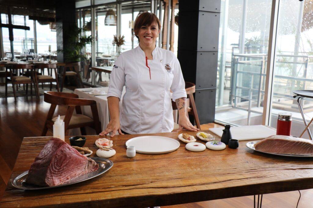 Chef Lara Rodríguez